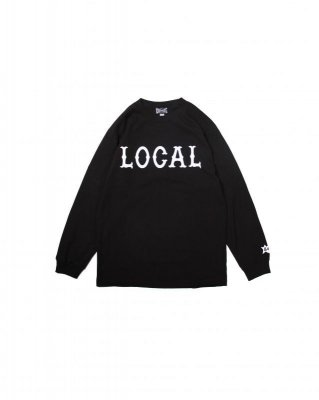 CUTRATE LOCAL L/S TSHIRT