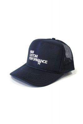 M&M PRINT MESH CAP (21-MG-006)