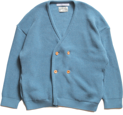 ChahChah CC DOUBLE CARDIGAN