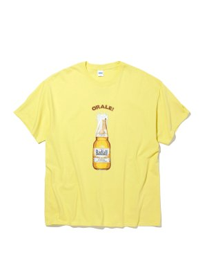 RADIALL ORALE - CREW NECK T-SHIRT S/S