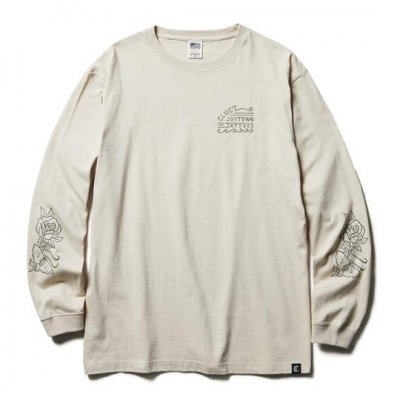 CLUCT PARADISE [L/S TEE]
