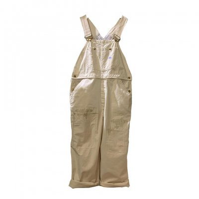 CHAHCHAH×LEE 2WAY OVERSIZED OVERALLS