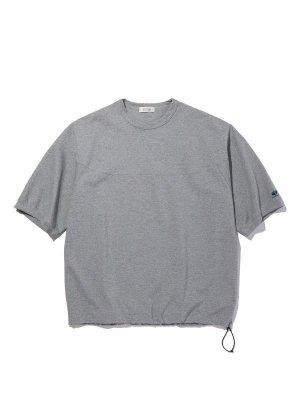 RADIALL ELEMENT - CREW NECK T-SHIRT 3Q SLEEVE