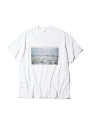 RADIALL BAKERS FIELD - CREW NECK T-SHIRT S/S