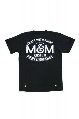 M&M PRINT S/S TEE (21-MT-017)