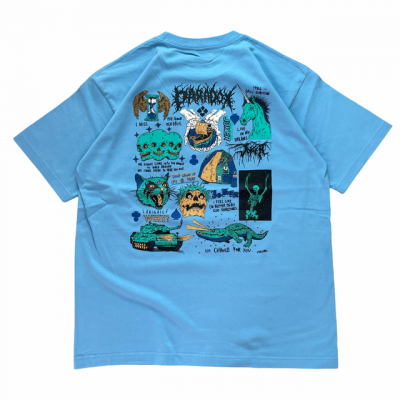 PARADOX Cards T-shirts1