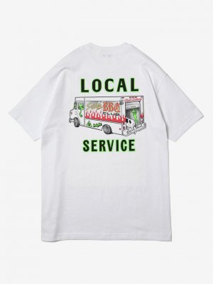 HAIGHT LOCAL SERVICE Tee