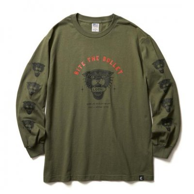CLUCT CHAMBERS [L/S TEE]