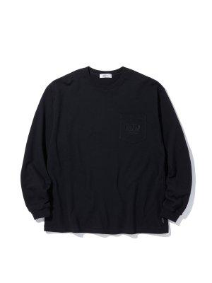 RADIALL MODELO – CREW NECK T-SHIRT L/S
