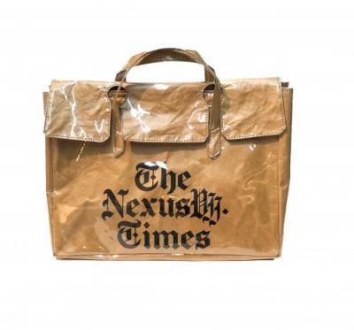 NEXUS VII The NexusVII.Times PVC BAG