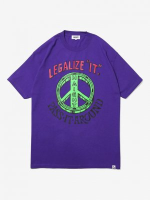 HAIGHT LEGALIZE IT Tee