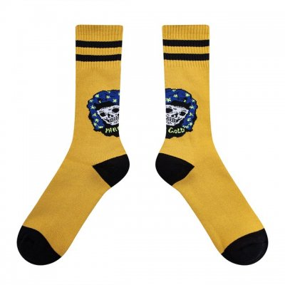 PARADOX x STAY GOLD High Socks