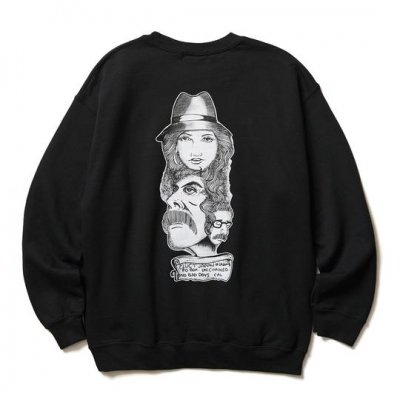 CLUCT LOVER [CREW SWEAT]