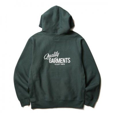 CLUCT QUALITY GARMENTS [HOODIE]