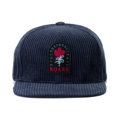 "ROARK ""STREET OR TRAIL"" CORDUROY 6PANEL CAP"