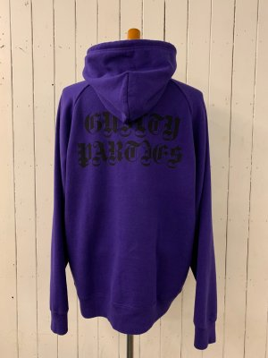 WACKO MARIA WASHED HEAVY WEIGHT PULLOVER HOODED SWEAT SHIRT ( TYPE-2 )