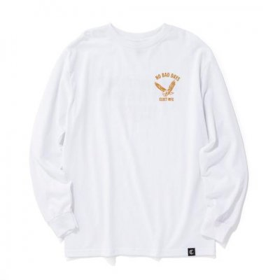 CLUCT THE DAY [L/S TEE]