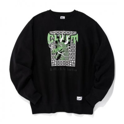 CLUCT REALIZE [CREW SWEAT]