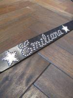 Emiliano×METALJACKET STUDS BELT