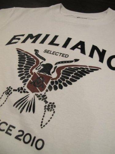 DAHLIA EMILIANO EAGLE TEE 2