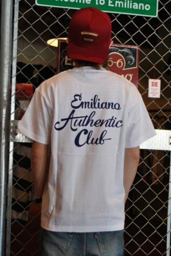 DAHLIA EMILIANO AUTHENTIC CLUB