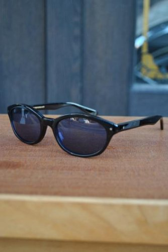 UNRIVALED×M&M BIKERS SHADE BLACK FLAME