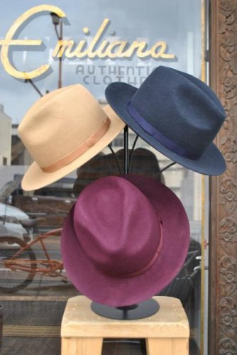 Emiliano FENNER ORIGINAL FELT HAT