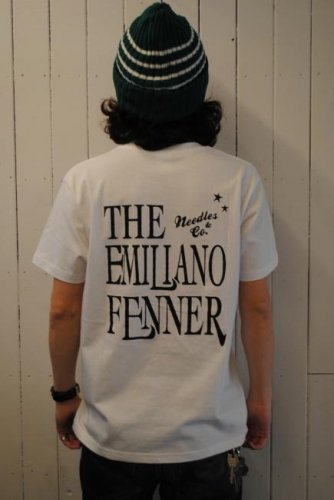 Emiliano fenner tee