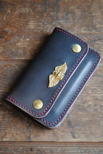 CUT RATE LEATHER SHORT WALLET