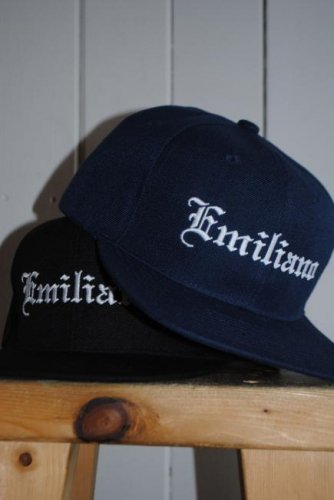 Emiliano snap back cap part2