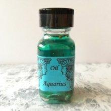 [正規品] 12星座オイル Aquarius 水瓶座《アンシェントメモリーオイル》