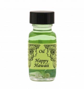 [正規品]Happy Hawaii-ハッピーハワイ《アンシェントメモリーオイル》