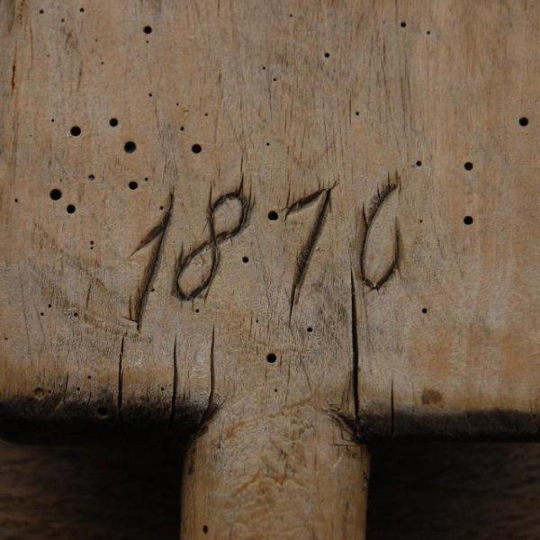 outil en bois - SUÈDE