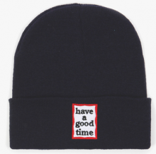 <img class='new_mark_img1' src='//img.shop-pro.jp/img/new/icons15.gif' style='border:none;display:inline;margin:0px;padding:0px;width:auto;' />haveagoodtime frame beanie navy