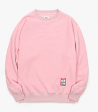 <img class='new_mark_img1' src='//img.shop-pro.jp/img/new/icons14.gif' style='border:none;display:inline;margin:0px;padding:0px;width:auto;' />haveagoodtime fleece crew neck pink