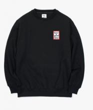<img class='new_mark_img1' src='//img.shop-pro.jp/img/new/icons11.gif' style='border:none;display:inline;margin:0px;padding:0px;width:auto;' />haveagoodtime mini frame crewneck black