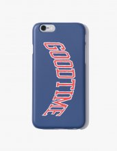 haveagoodtime COLLEGE IPHONE CASE NAVY