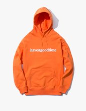 <img class='new_mark_img1' src='//img.shop-pro.jp/img/new/icons15.gif' style='border:none;display:inline;margin:0px;padding:0px;width:auto;' />2017SS SIDELOGO PULLOVER HOODIE ORANGE