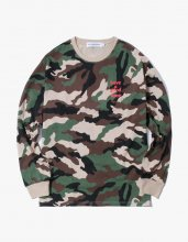 <img class='new_mark_img1' src='//img.shop-pro.jp/img/new/icons15.gif' style='border:none;display:inline;margin:0px;padding:0px;width:auto;' />2017SS LOGO L/S TEE CAMO