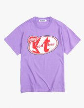 HAVE A BREAK S/S TEE VIOLET