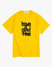 <img class='new_mark_img1' src='//img.shop-pro.jp/img/new/icons15.gif' style='border:none;display:inline;margin:0px;padding:0px;width:auto;' />2017SS  FAT LOGO S/S TEE MUSTARD