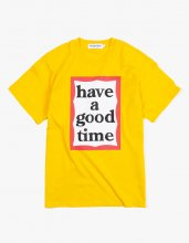 <img class='new_mark_img1' src='//img.shop-pro.jp/img/new/icons15.gif' style='border:none;display:inline;margin:0px;padding:0px;width:auto;' />have a good time big frame tee MUSTARD