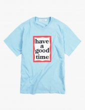 <img class='new_mark_img1' src='//img.shop-pro.jp/img/new/icons15.gif' style='border:none;display:inline;margin:0px;padding:0px;width:auto;' />haveagoodtime mid frame tee Light Blue