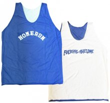 <img class='new_mark_img1' src='//img.shop-pro.jp/img/new/icons15.gif' style='border:none;display:inline;margin:0px;padding:0px;width:auto;' />FUCKING AWESOME×HOMERUN Reversible Mesh Tank