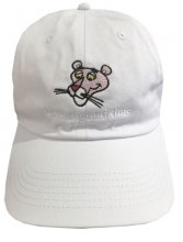 PINK PANTHER × have a good time CAP WHITE