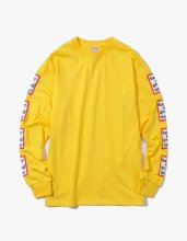 <img class='new_mark_img1' src='//img.shop-pro.jp/img/new/icons14.gif' style='border:none;display:inline;margin:0px;padding:0px;width:auto;' />2017FW arm frame l/s tee Mustard