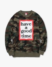<img class='new_mark_img1' src='//img.shop-pro.jp/img/new/icons14.gif' style='border:none;display:inline;margin:0px;padding:0px;width:auto;' />2017FW frame crewneck Camo