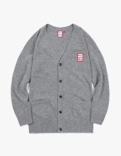 <img class='new_mark_img1' src='//img.shop-pro.jp/img/new/icons14.gif' style='border:none;display:inline;margin:0px;padding:0px;width:auto;' />2017FW haveagoodtime  frame cardigan Grey