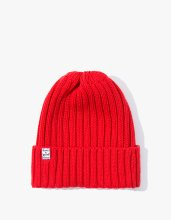 <img class='new_mark_img1' src='//img.shop-pro.jp/img/new/icons14.gif' style='border:none;display:inline;margin:0px;padding:0px;width:auto;' />2017FW basic beanie Red