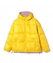 <img class='new_mark_img1' src='//img.shop-pro.jp/img/new/icons14.gif' style='border:none;display:inline;margin:0px;padding:0px;width:auto;' />have a good time x BEAMS Down Jacket Yellow